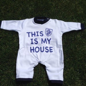 SLEEPSUIT - MY HOUSE *MIX AND MATCH 2 FOR £15*