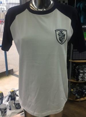 LINDON WHITE T-SHIRT