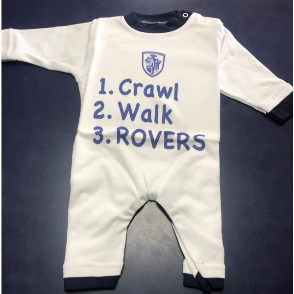 SLEEPSUIT - ROVERS *MIX AND MATCH 2 FOR £15*