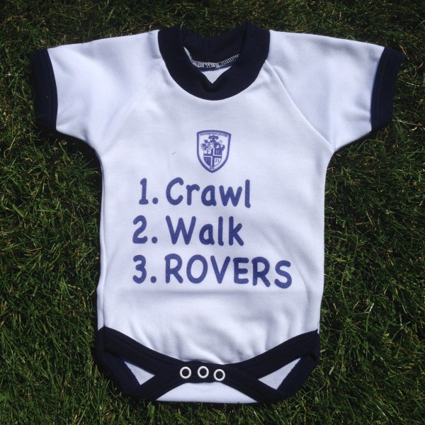 VEST - ROVERS *MIX AND MATCH 2 FOR £15*