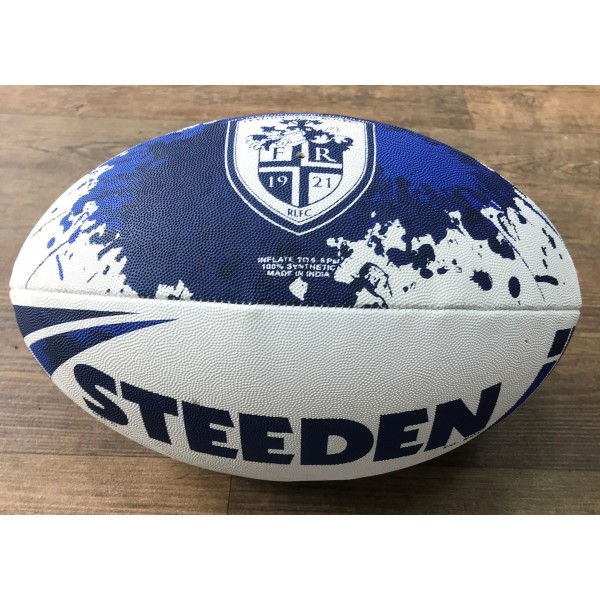 "SPLASH RUGBY BALL - SIZE 11"", 3,4,5"