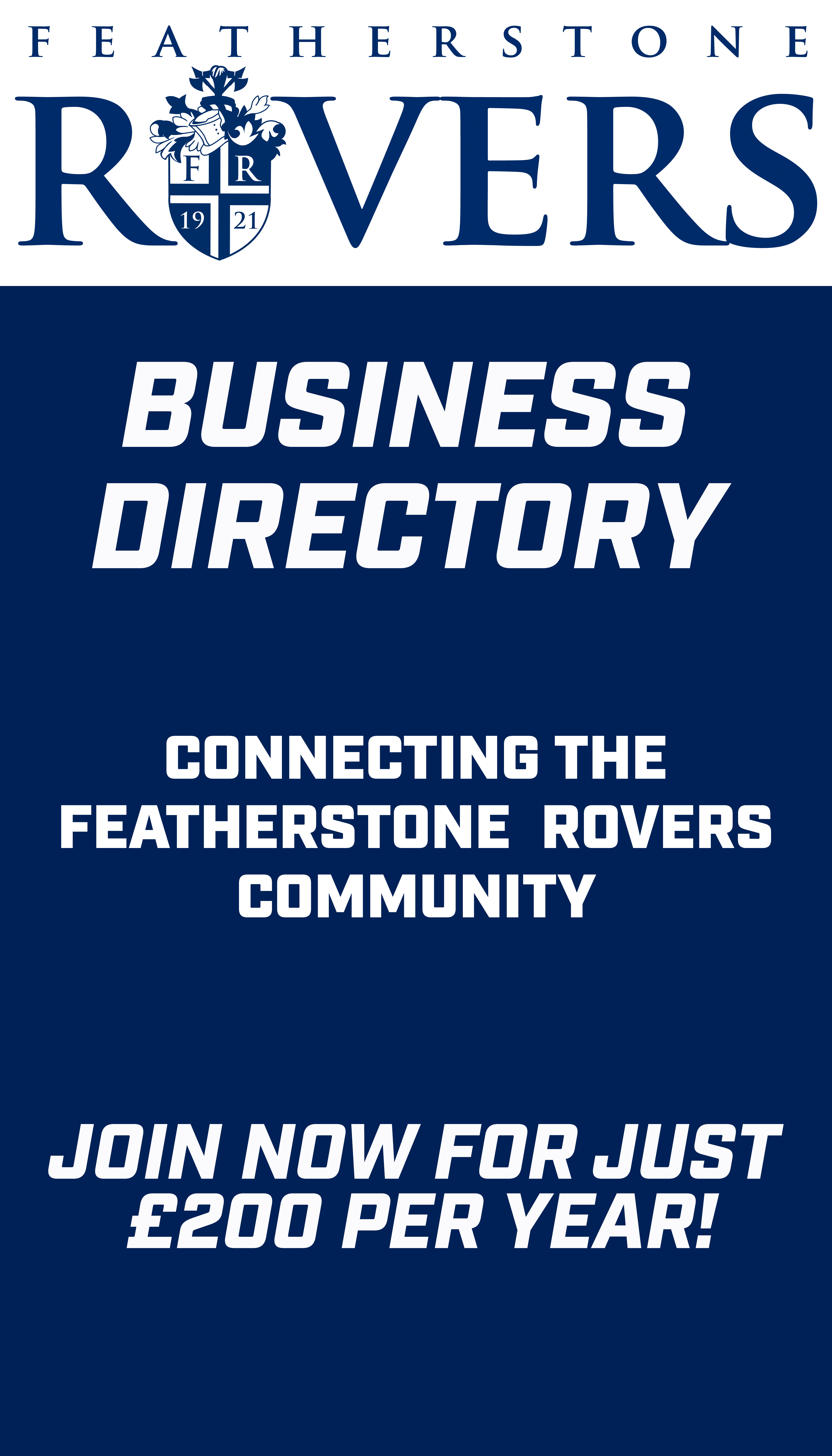 BUSINESS DIRECTORY ADVERT