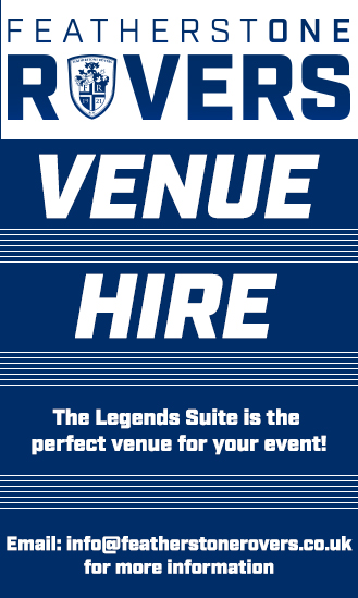 Venue hire web ad